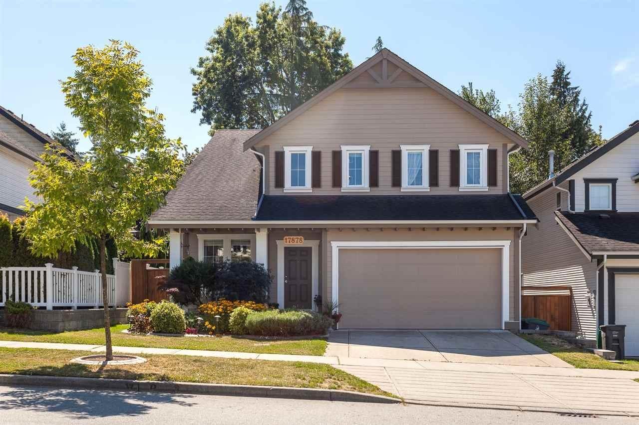 R2120284 - 17878 70 AVENUE, Cloverdale BC, Surrey, BC - House/Single Family