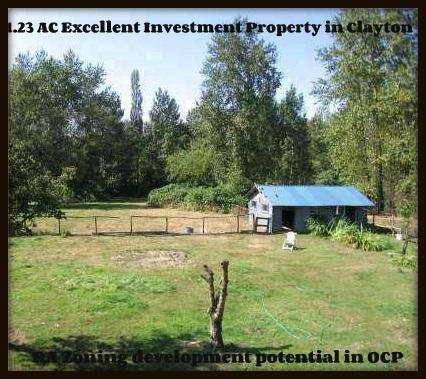 R2120460 - 7631 192 STREET, Clayton, Surrey, BC - House with Acreage