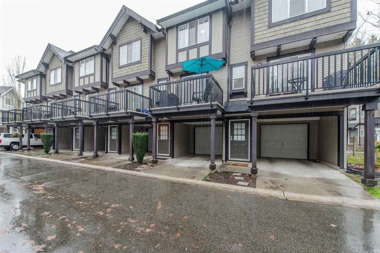 R2120526 - 47 20176 68 AVENUE, Willoughby Heights, Langley, BC - Townhouse