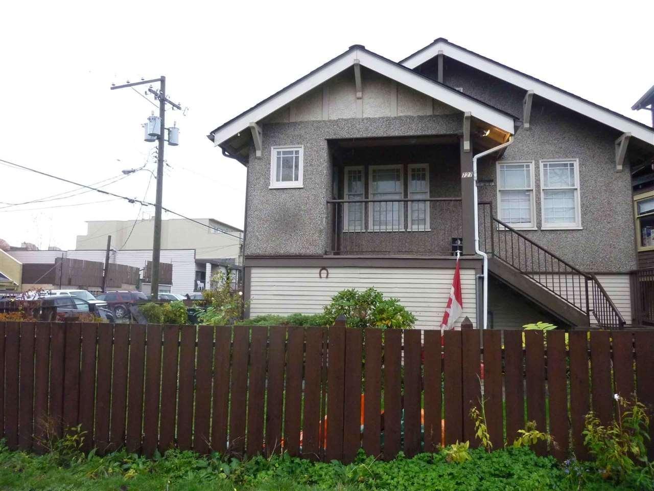 R2120596 - 727 E 26TH AVENUE, Fraser VE, Vancouver, BC - House/Single Family