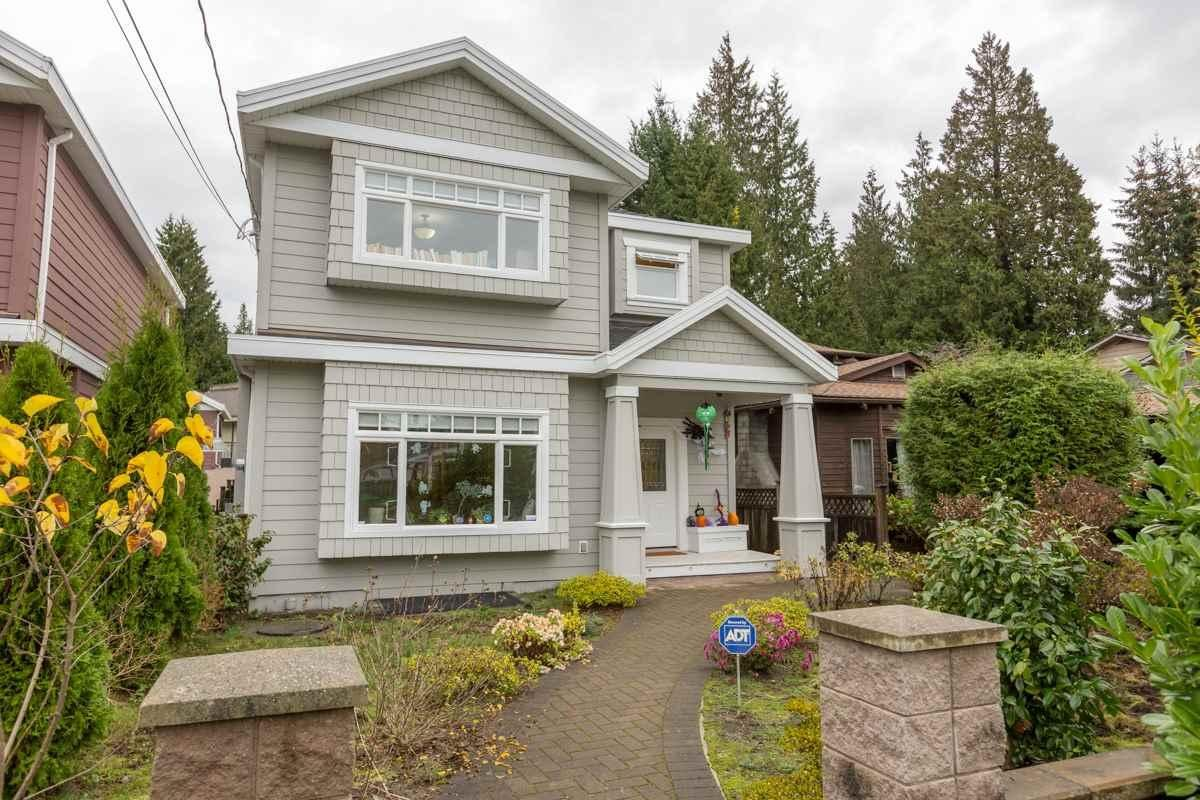 R2120627 - 1522 WESTOVER ROAD, Lynn Valley, North Vancouver, BC - House/Single Family