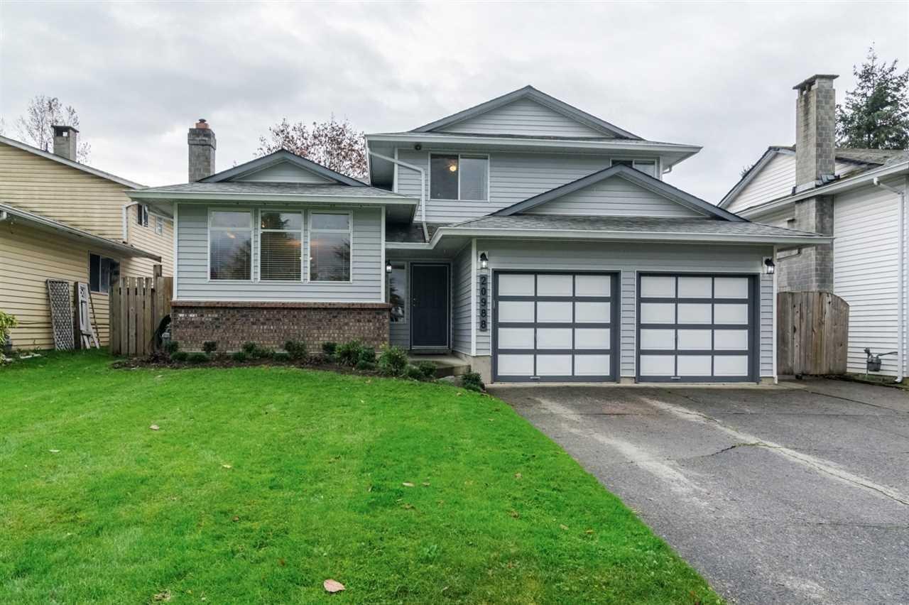 R2120911 - 20988 94B AVENUE, Walnut Grove, Langley, BC - House/Single Family