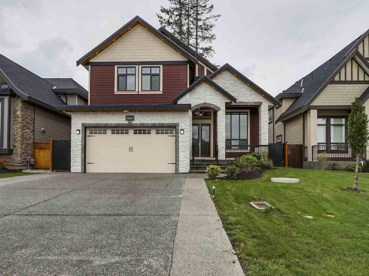 R2121074 - 6321 128A STREET, Panorama Ridge, Surrey, BC - House/Single Family