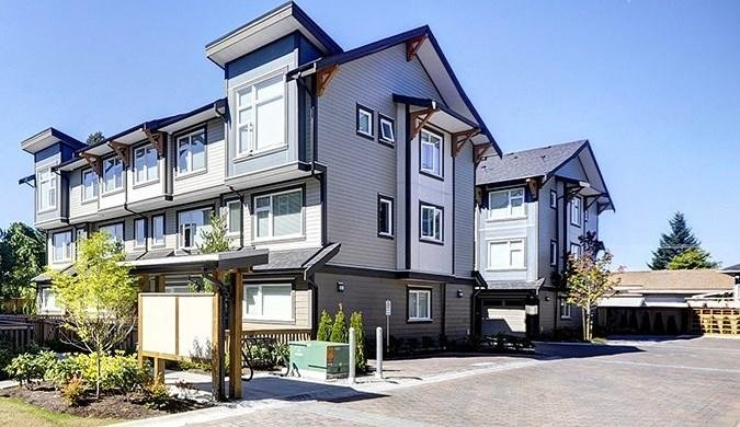 R2121231 - 18 4099 NO. 4 ROAD, West Cambie, Richmond, BC - Townhouse