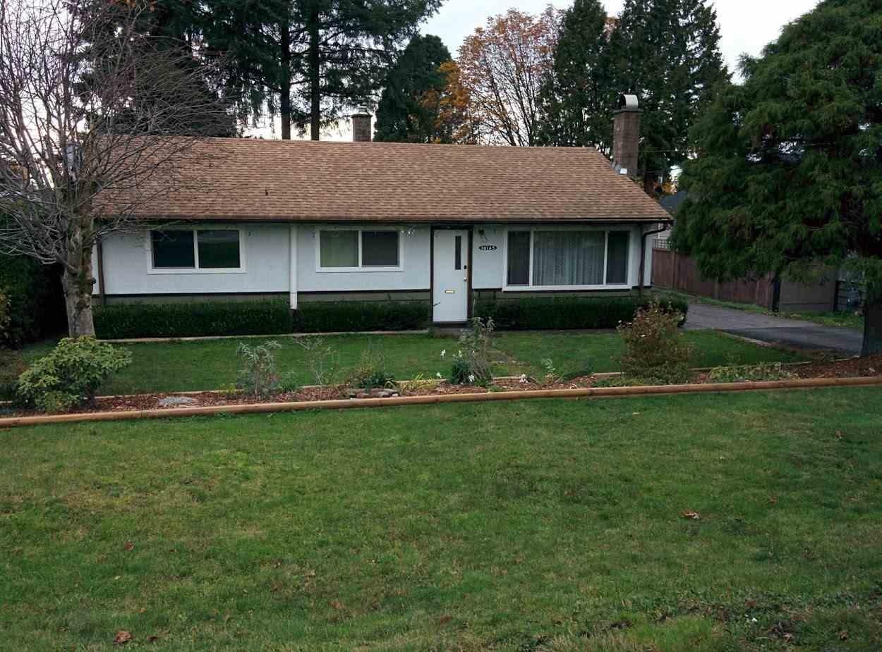 R2121307 - 10145 127 STREET, Cedar Hills, Surrey, BC - House/Single Family