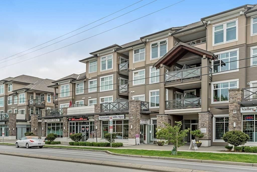 R2121634 - 127 6758 188 STREET, Clayton, Surrey, BC - Apartment Unit