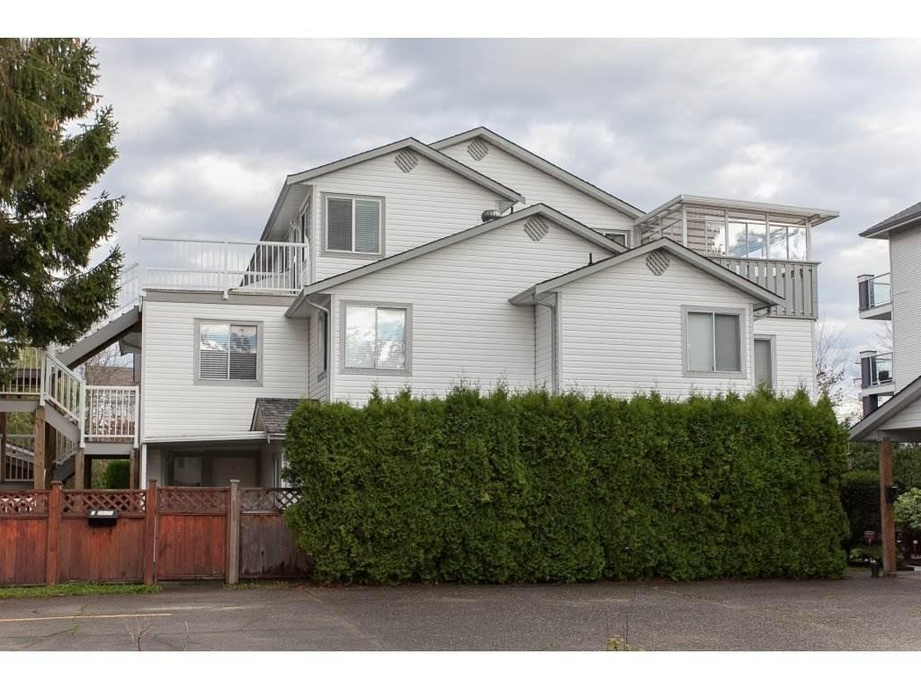 R2121637 - 5 20171 54A AVENUE, Langley City, Langley, BC - Townhouse
