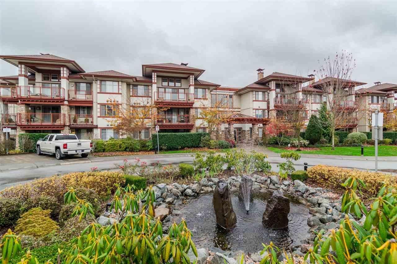 R2122185 - 101 16499 64 AVENUE, Cloverdale BC, Surrey, BC - Apartment Unit