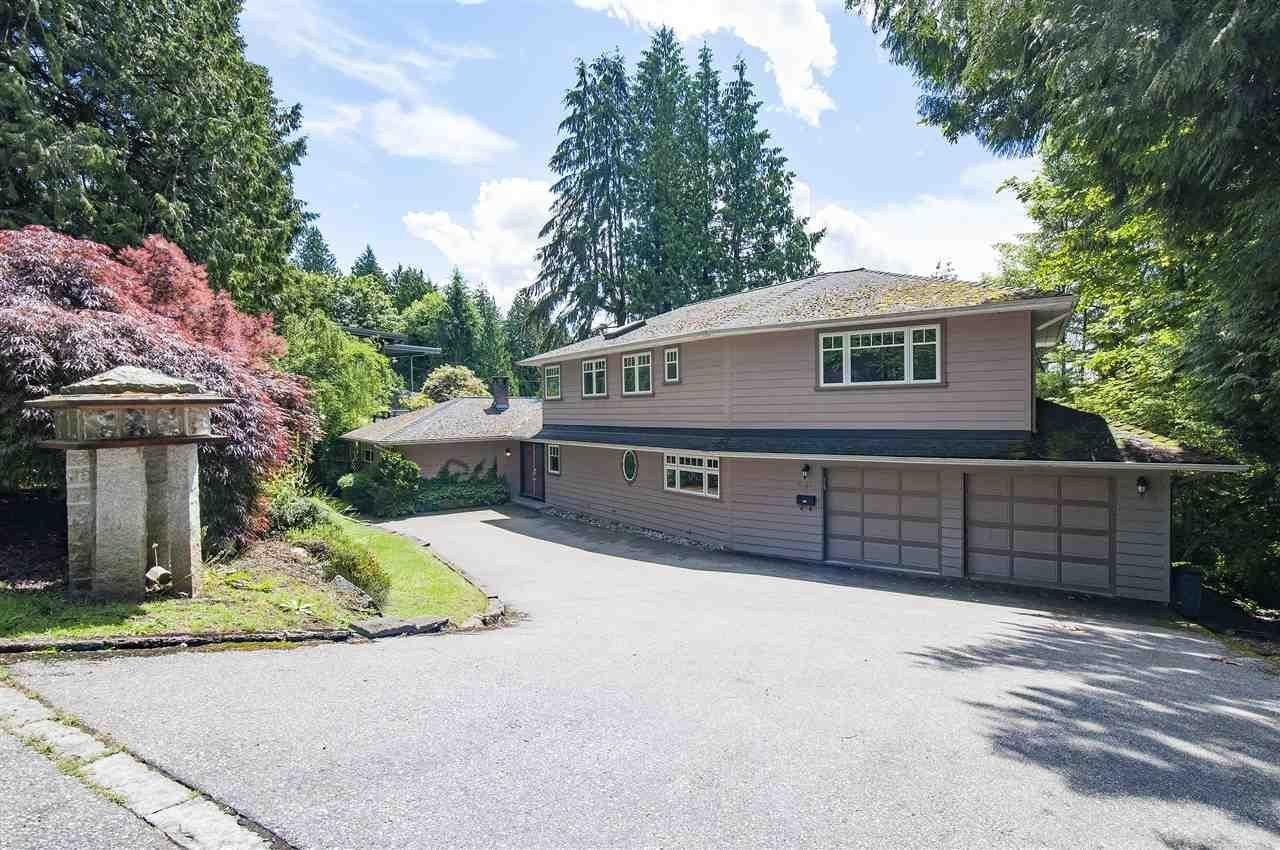 R2122264 - 540 EASTCOT ROAD, British Properties, West Vancouver, BC - House/Single Family