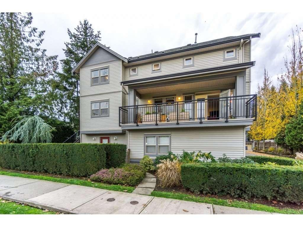 R2122373 - 1 6033 168 STREET, Cloverdale BC, Surrey, BC - Townhouse