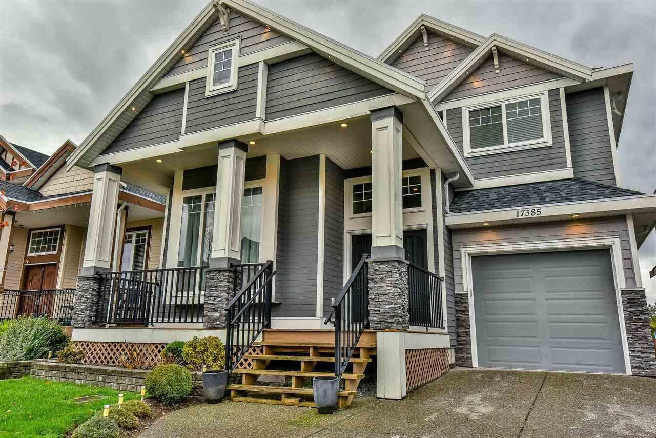 R2122891 - 17385 64A AVENUE, Cloverdale BC, Surrey, BC - House/Single Family