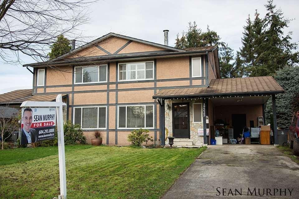 R2122902 - 17225 59A AVENUE, Cloverdale BC, Surrey, BC - 1/2 Duplex