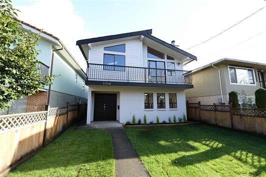 R2122983 - 3308 CAROLINA STREET, Fraser VE, Vancouver, BC - House/Single Family