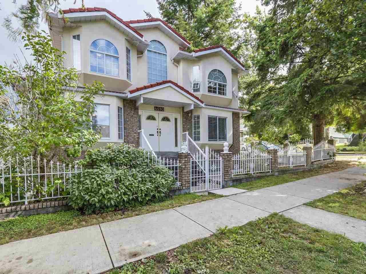 R2123084 - 4690 PRINCE ALBERT STREET, Fraser VE, Vancouver, BC - House/Single Family