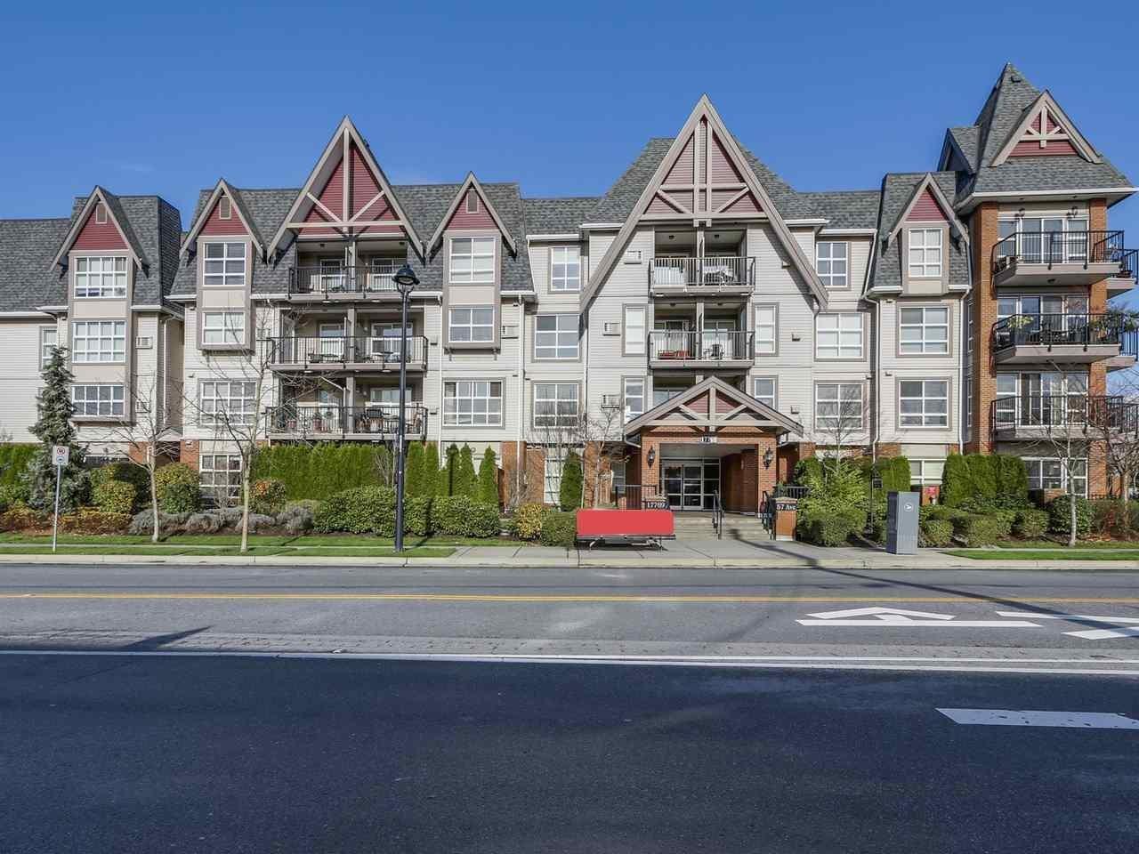 R2123293 - 412 17769 57 AVENUE, Cloverdale BC, Surrey, BC - Apartment Unit