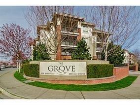 R2123316 - D406 8929 202 STREET, Walnut Grove, Langley, BC - Apartment Unit