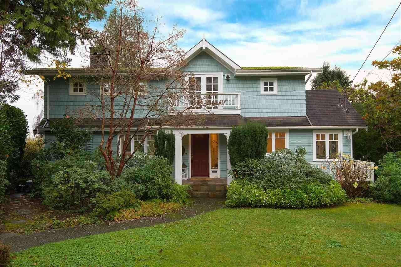 R2123336 - 2652 HAYWOOD AVENUE, Dundarave, West Vancouver, BC - House/Single Family