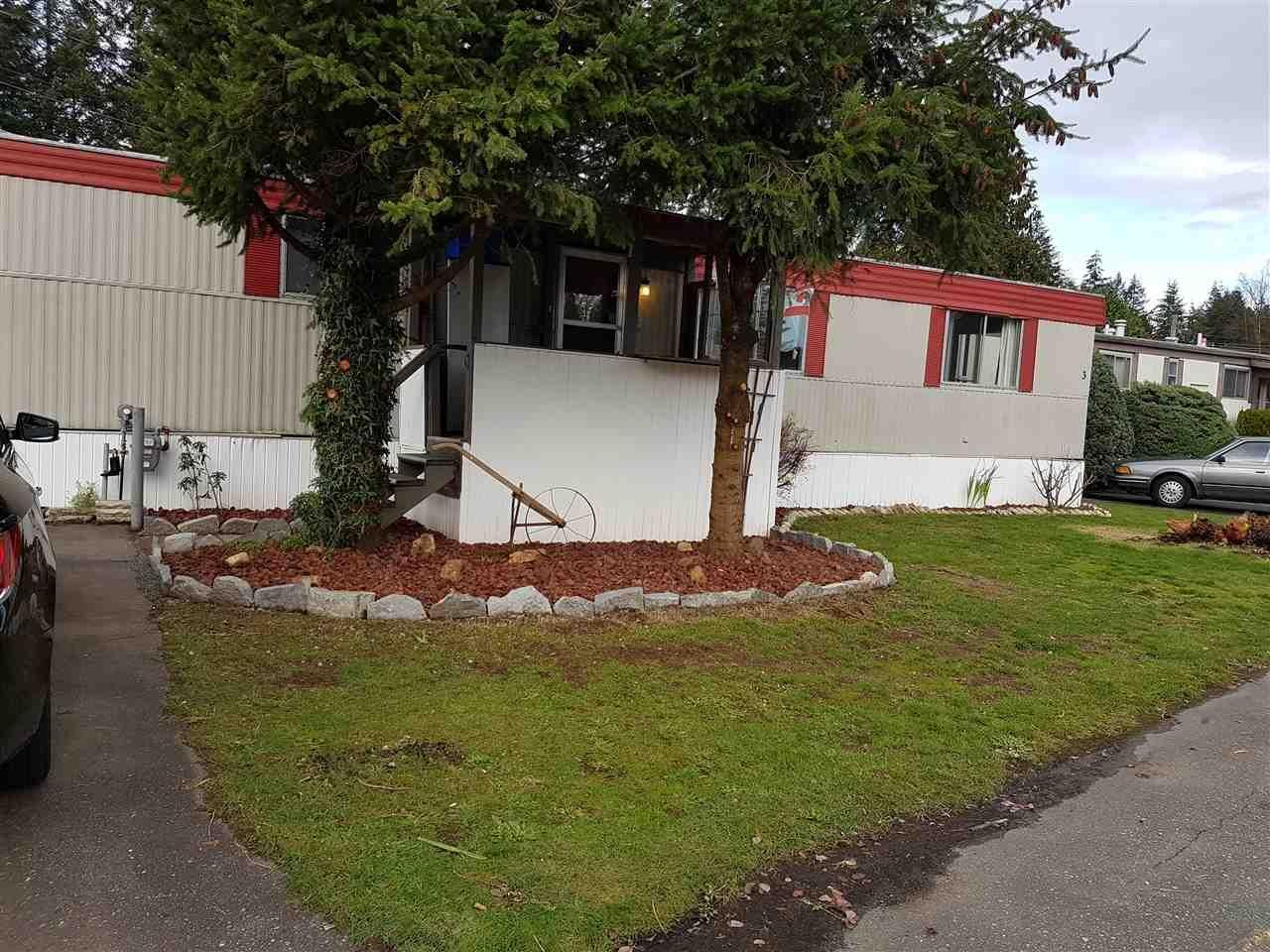 R2123592 - 3 3031 200 STREET, Brookswood Langley, Langley, BC - Manufactured