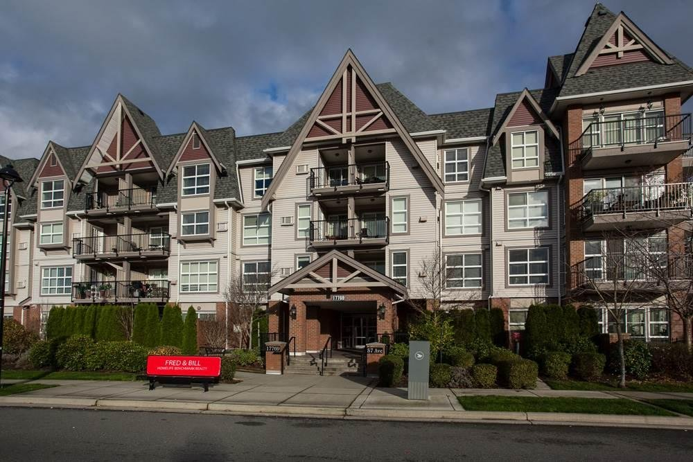 R2123832 - 219 17769 57 AVENUE, Cloverdale BC, Surrey, BC - Apartment Unit