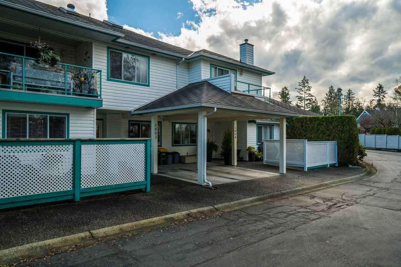 R2123839 - 1403 21937 48 AVENUE, Murrayville, Langley, BC - Townhouse