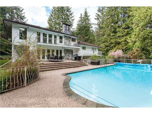R2123857 - 311 STEVENS DRIVE, British Properties, West Vancouver, BC - House/Single Family