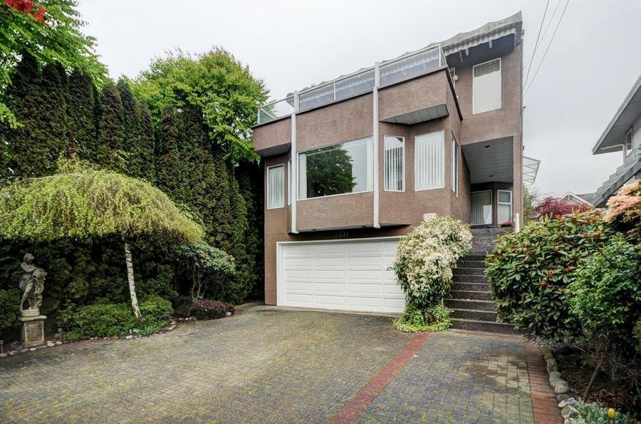 R2123952 - 2331 MARINE DRIVE, Dundarave, West Vancouver, BC - House/Single Family