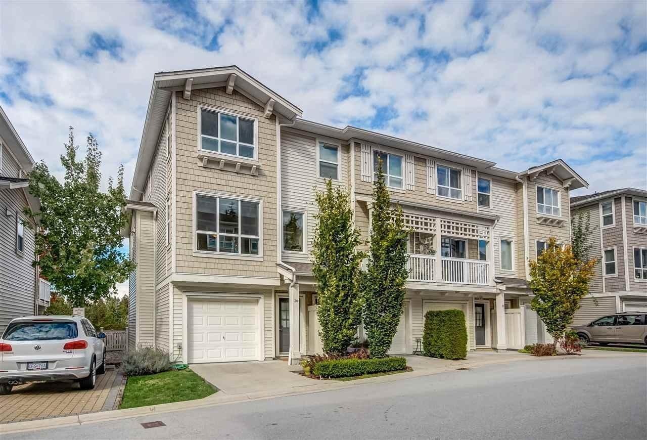 R2123982 - 5 8355 DELSOM WAY, Nordel, Delta, BC - Townhouse