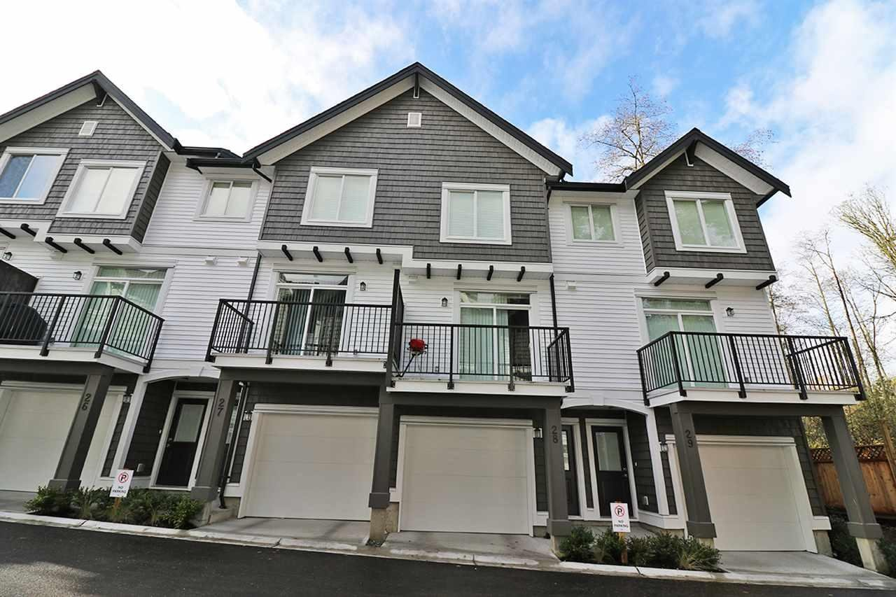 R2124063 - 28 6089 144 STREET, Sullivan Station, Surrey, BC - Townhouse