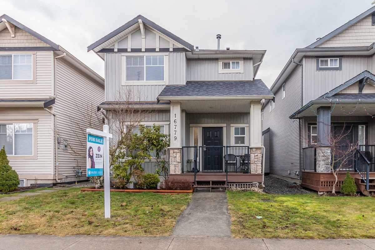 R2124181 - 16779 61 STREET, Cloverdale BC, Surrey, BC - House/Single Family