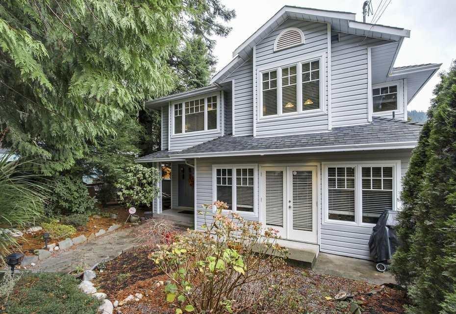 R2124307 - 6420 WELLINGTON AVENUE, Horseshoe Bay WV, West Vancouver, BC - House/Single Family