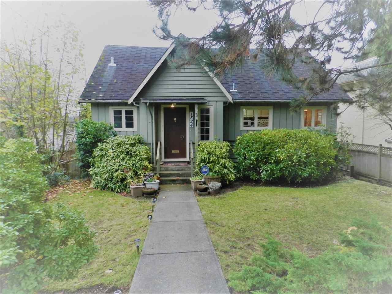 R2124608 - 1524 INGLEWOOD AVENUE, Ambleside, West Vancouver, BC - House/Single Family