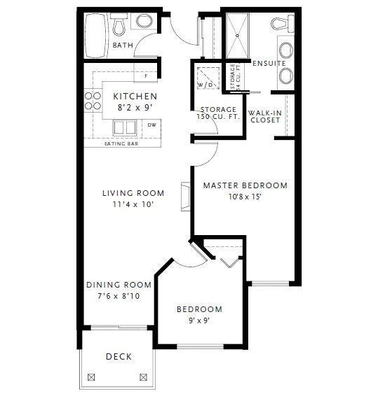 R2124819 - 201 20175 53 AVENUE, Langley City, Langley, BC - Apartment Unit