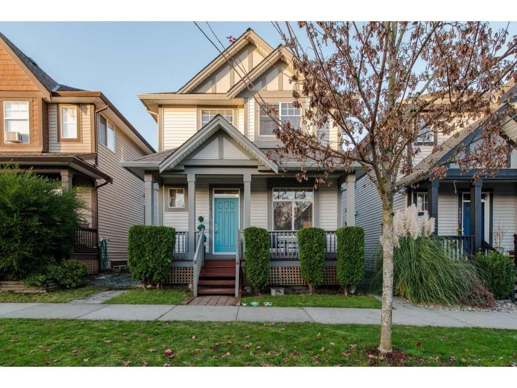 R2124857 - 19433 67A AVENUE, Clayton, Surrey, BC - House/Single Family
