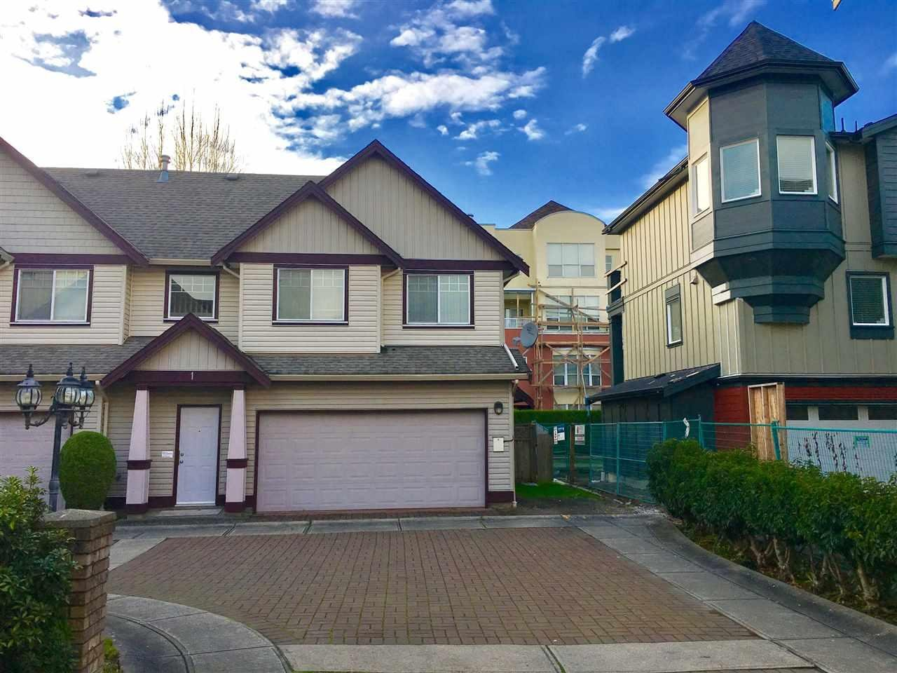 R2124946 - 1 7433 ST. ALBANS ROAD, Brighouse South, Richmond, BC - Townhouse
