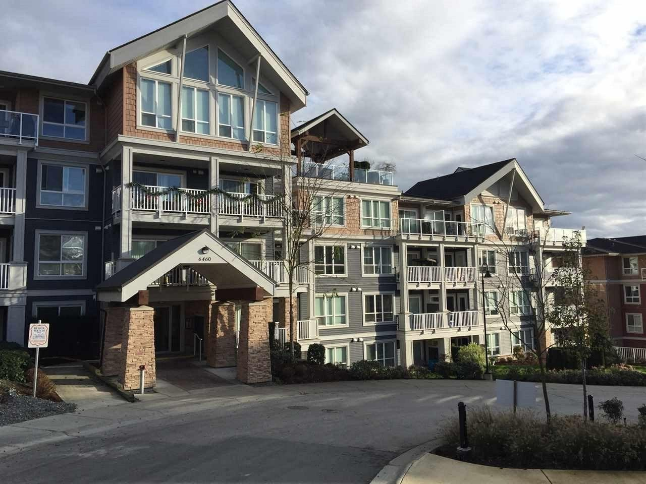 R2125187 - 408 6460 194 STREET, Clayton, Surrey, BC - Apartment Unit