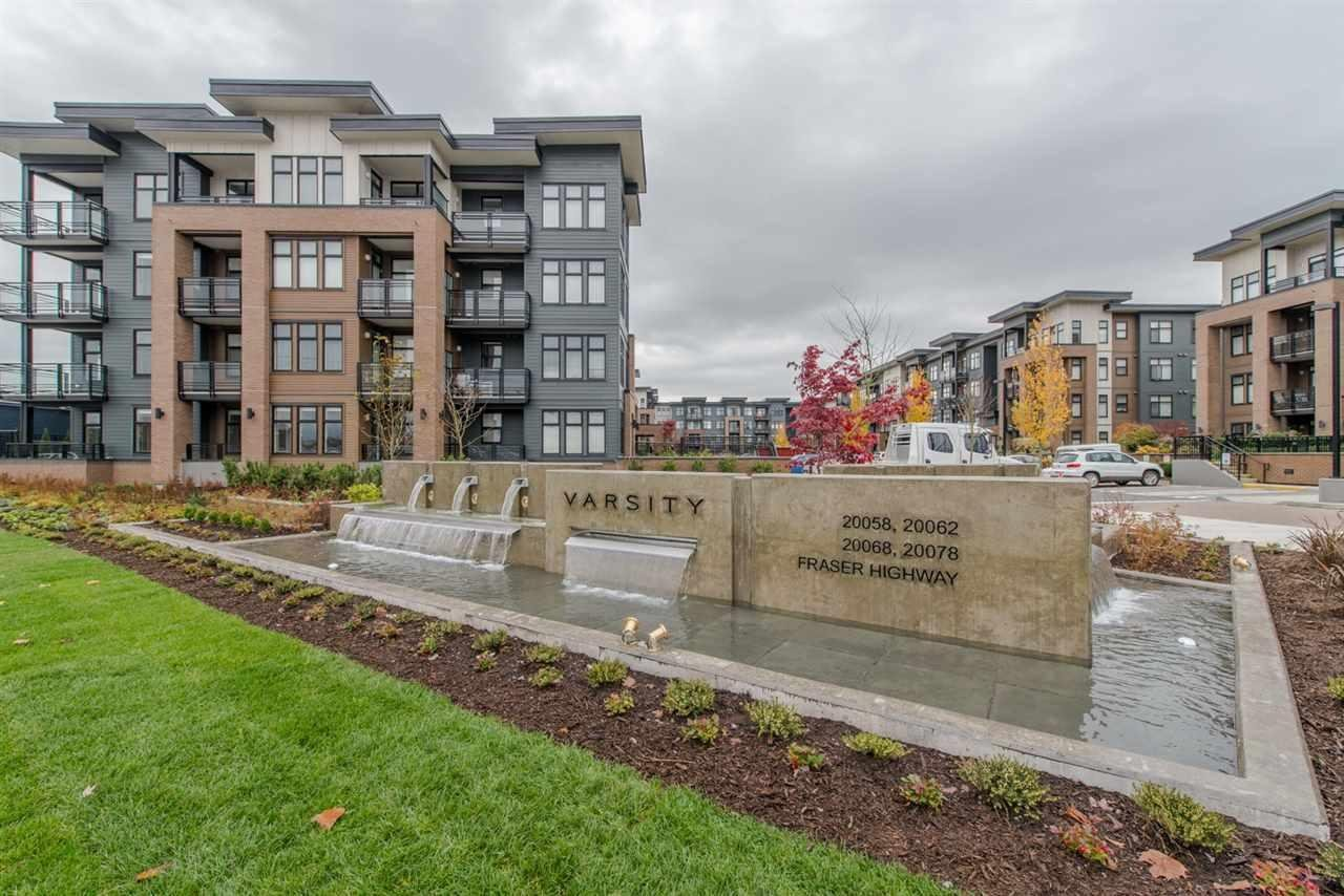 R2125361 - 309 20068 FRASER HIGHWAY, Langley City, Langley, BC - Apartment Unit