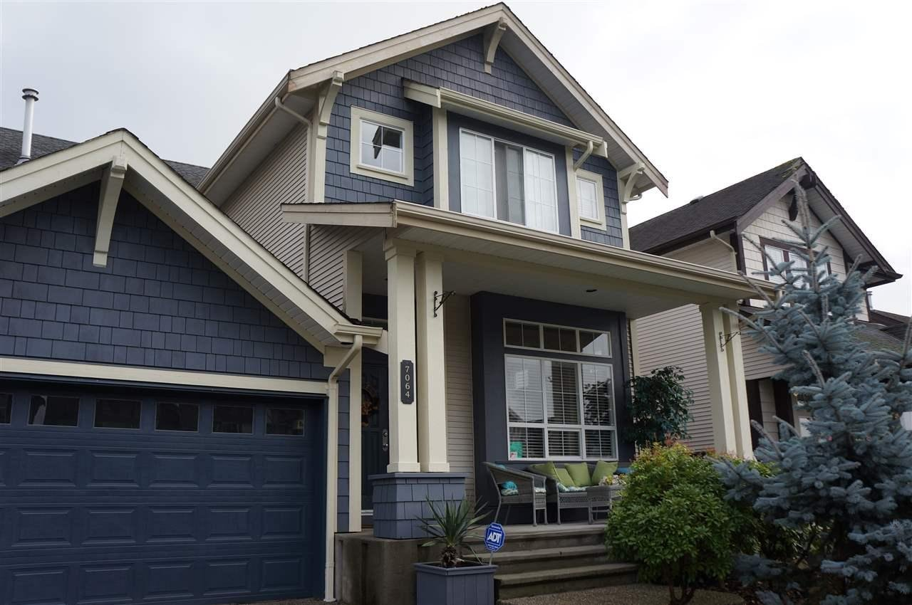 R2125533 - 7064 200A STREET, Willoughby Heights, Langley, BC - House/Single Family
