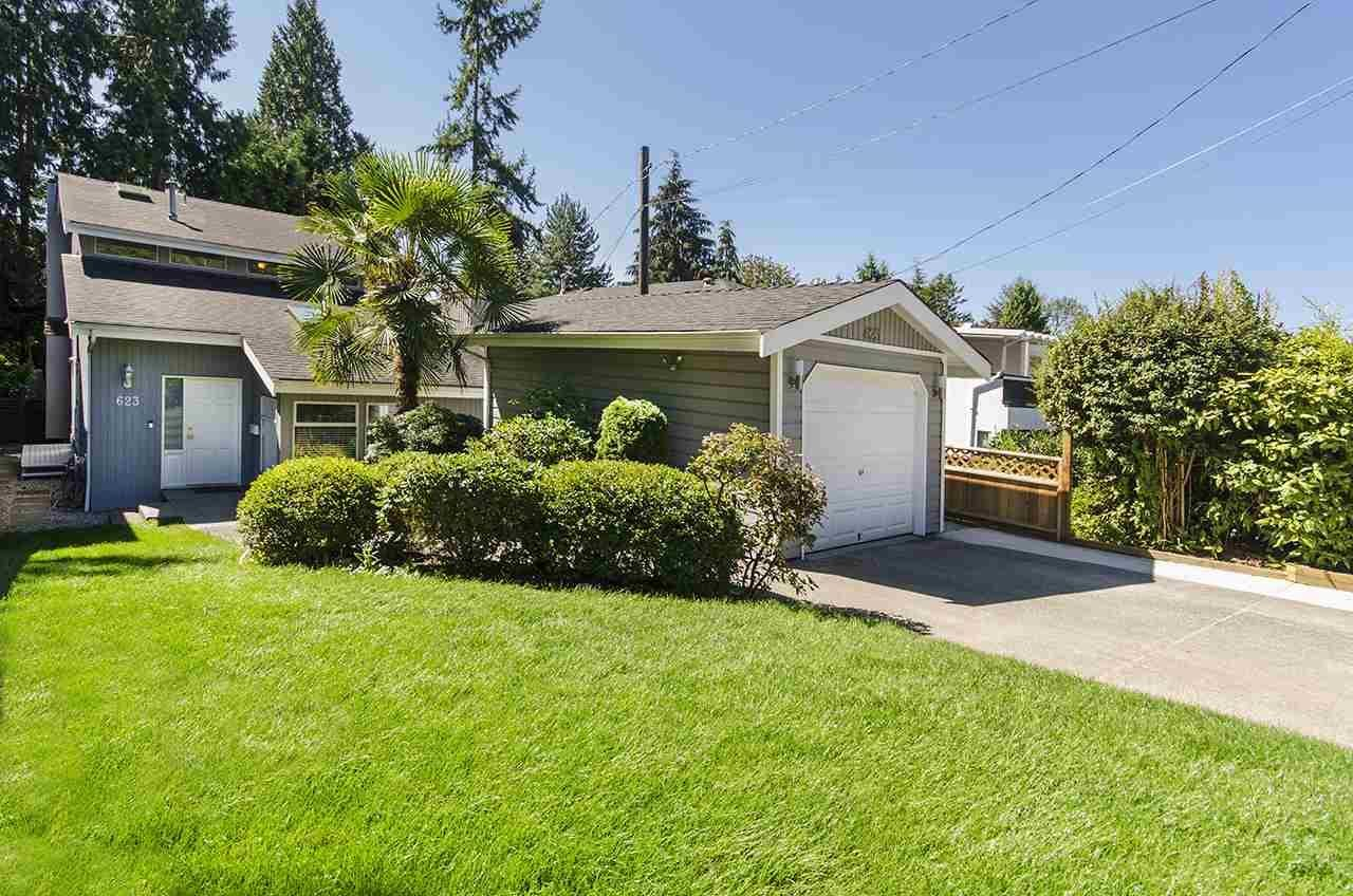 R2125868 - 623 W QUEENS ROAD, Delbrook, North Vancouver, BC - House/Single Family