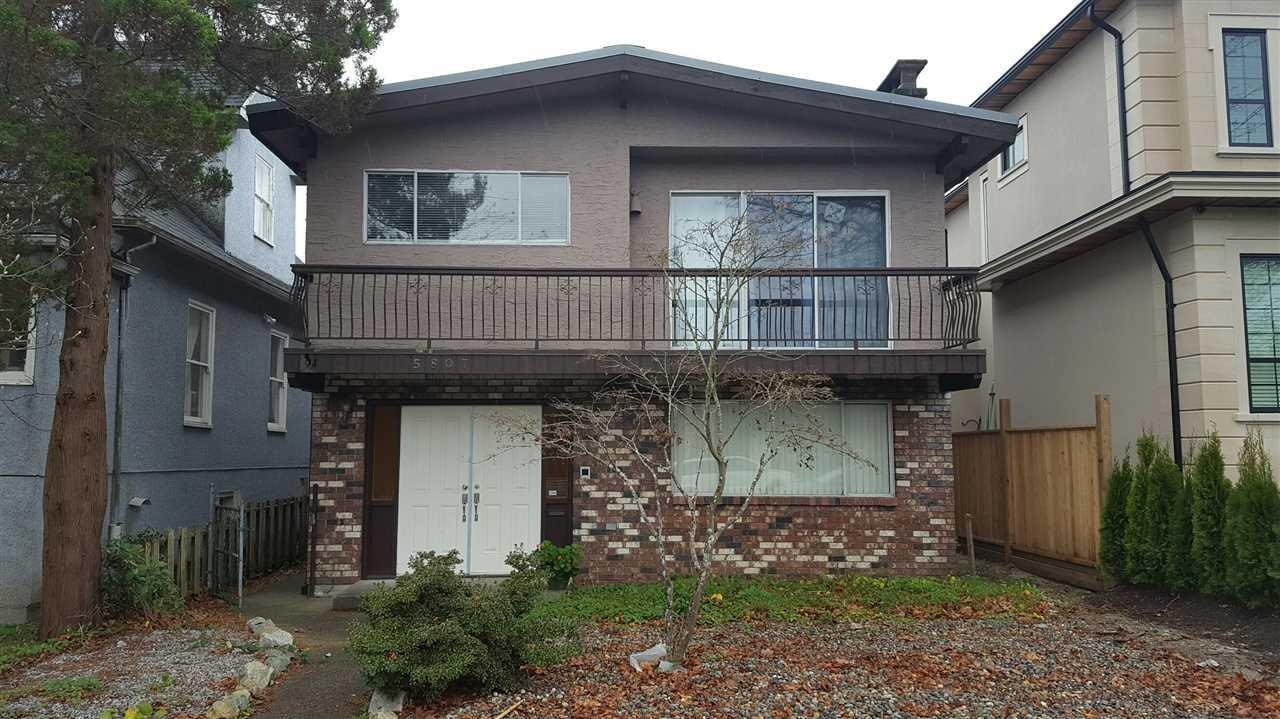 R2125889 - 5807 SOPHIA STREET, Main, Vancouver, BC - House/Single Family