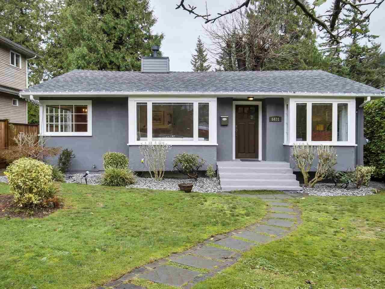 R2125898 - 6431 ROSEBERY AVENUE, Horseshoe Bay WV, West Vancouver, BC - House/Single Family