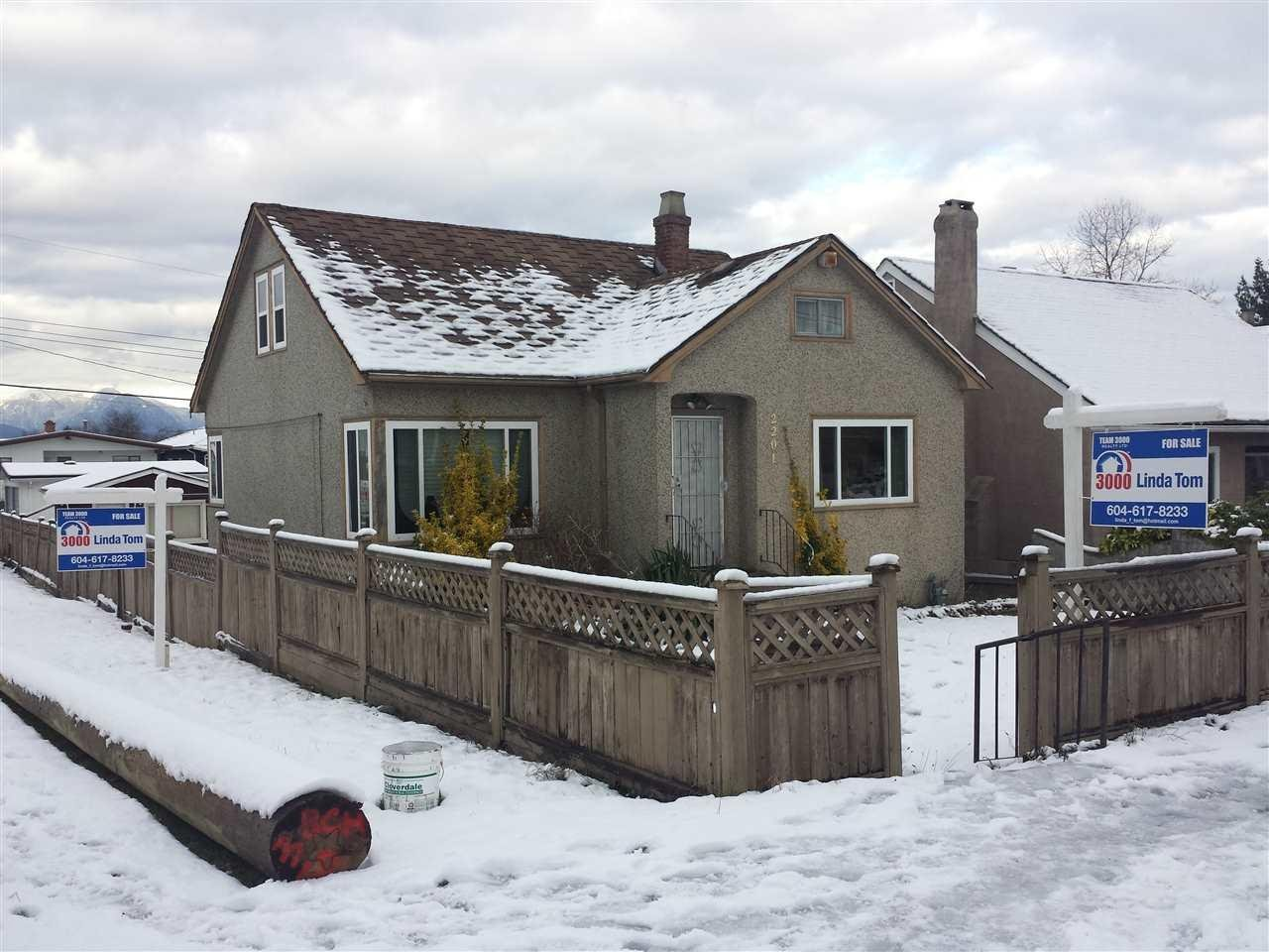 R2125971 - 2201 E 41ST AVENUE, Victoria VE, Vancouver, BC - House/Single Family