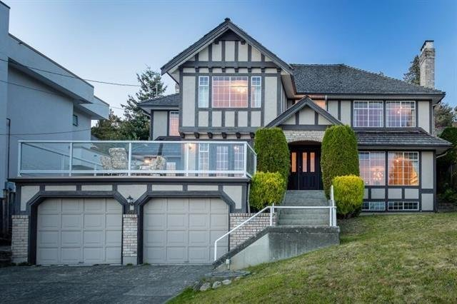 R2126482 - 2373 OTTAWA AVENUE, Dundarave, West Vancouver, BC - House/Single Family