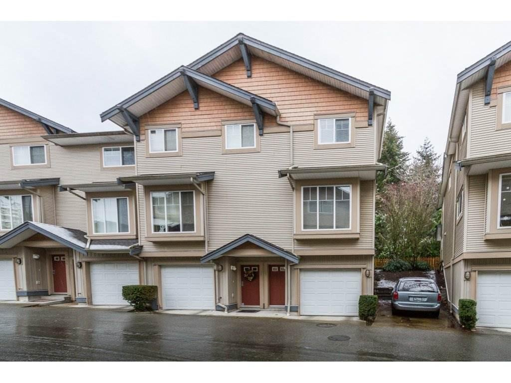 R2126501 - 37 5839 PANORAMA DRIVE, Sullivan Station, Surrey, BC - Townhouse