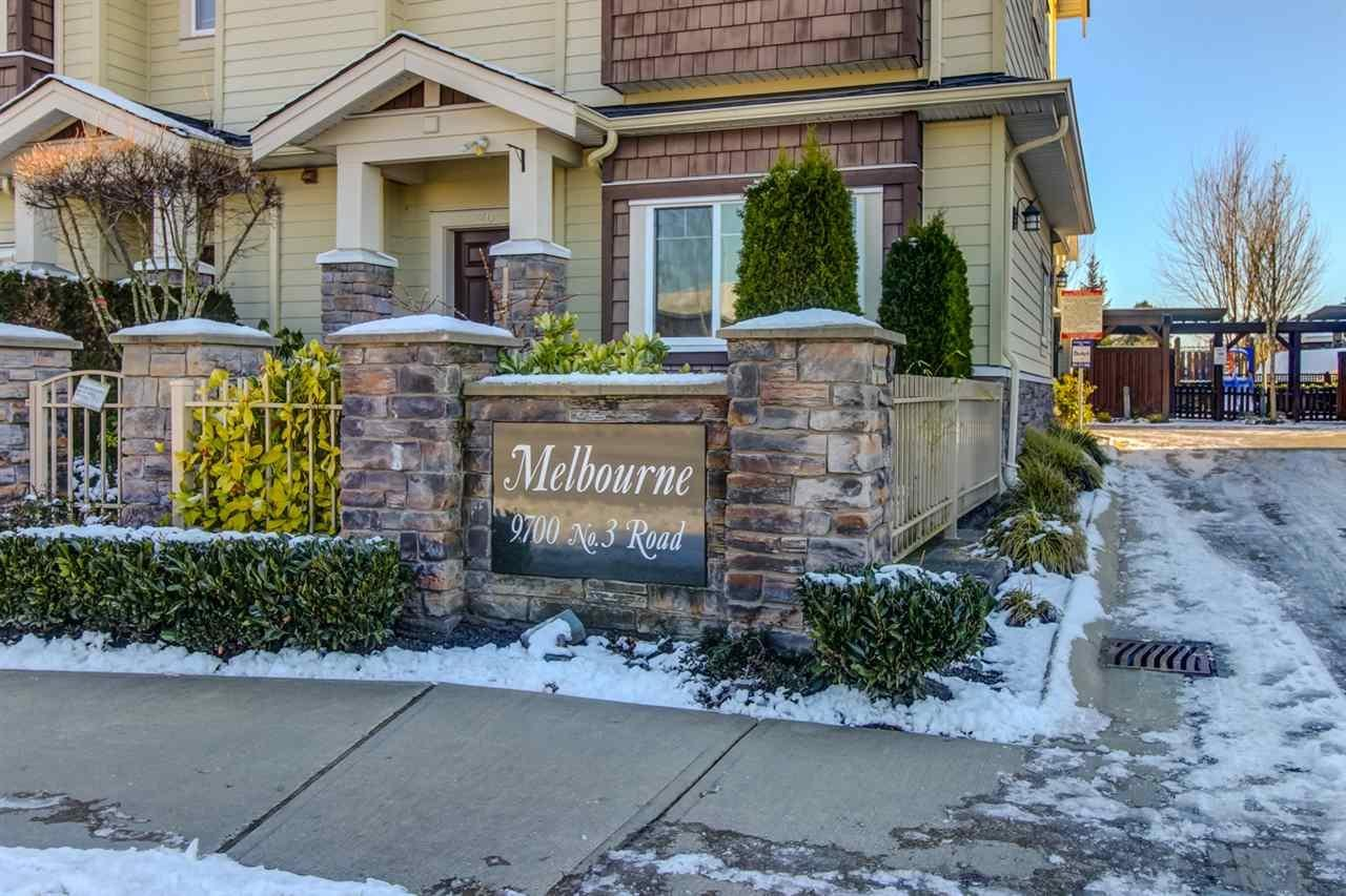 R2126857 - 4 9700 NO. 3 ROAD, Saunders, Richmond, BC - Townhouse