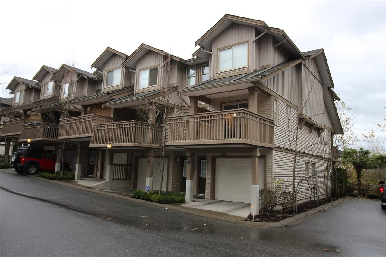 R2128384 - 50 19250 65 AVENUE, Clayton, Surrey, BC - Townhouse