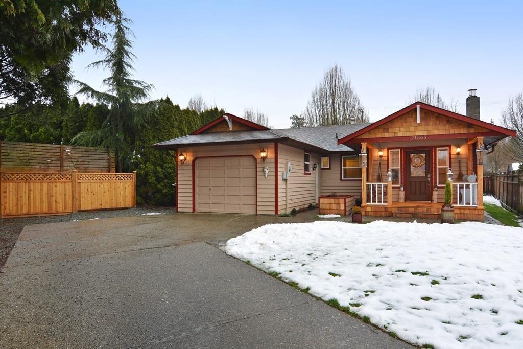 R2128519 - 21565 94A AVENUE, Walnut Grove, Langley, BC - House/Single Family