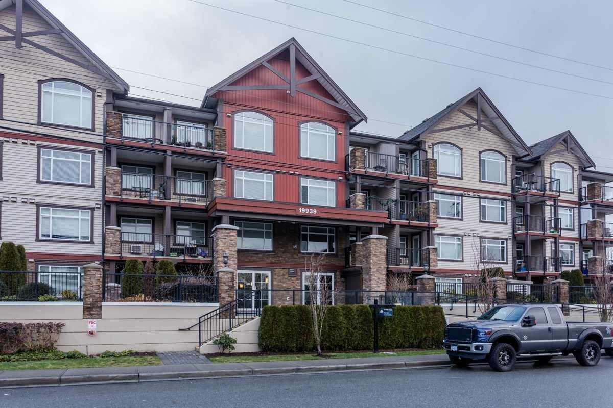 R2128578 - 312 19939 55A AVENUE, Langley City, Langley, BC - Apartment Unit