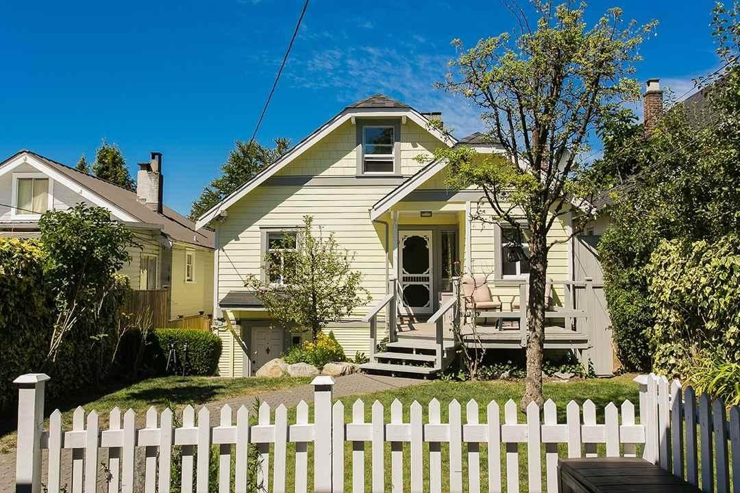 R2128604 - 2630 MCGILL STREET, Hastings East, Vancouver, BC - House/Single Family