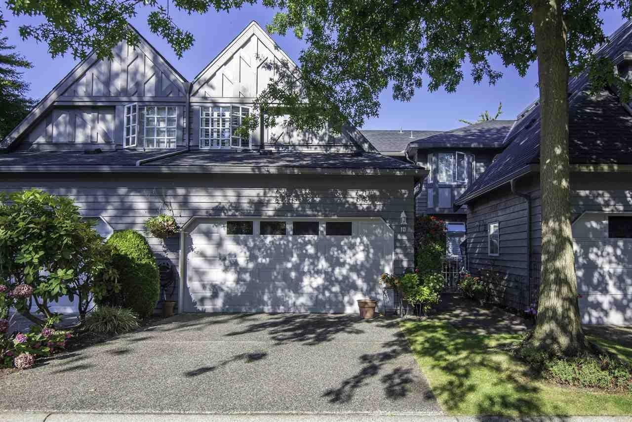 R2128655 - 10 6100 WOODWARDS ROAD, Woodwards, Richmond, BC - Townhouse