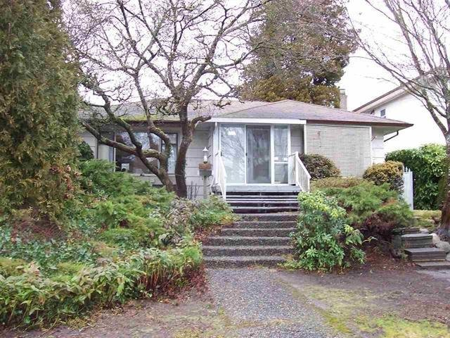 R2128787 - 2077 W 61ST AVENUE, S.W. Marine, Vancouver, BC - House/Single Family